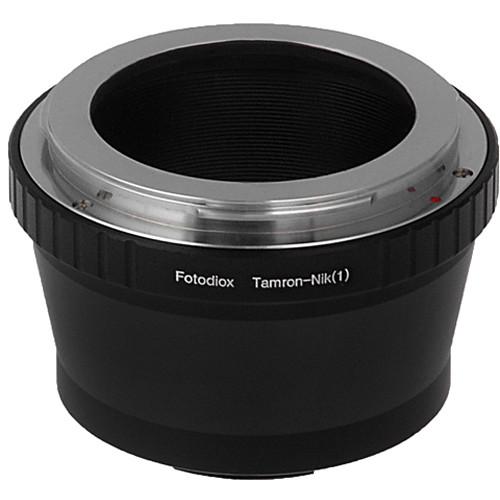 FotodioX Mount Adapter for Tamron Adaptall Lens to Nikon 1-Series Camera