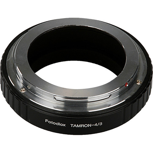 FotodioX Mount Adapter for Tamron Adaptall Lens to Olympus 4/3 Camera