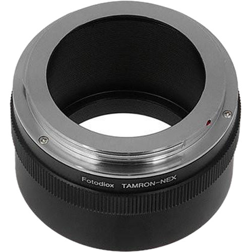 FotodioX Mount Adapter for Tamron Adaptall Lens to Sony E-Mount Camera
