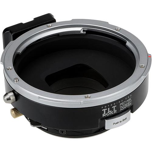 FotodioX Pro TLT ROKR Tilt/Shift Adapter for Pentax 67 Lens to Nikon F-Mount Camera