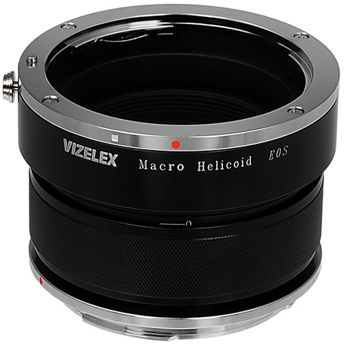 FotodioX Vizelex Macro Focusing Helicoid (Canon EOS Lens to Canon EOS Body)