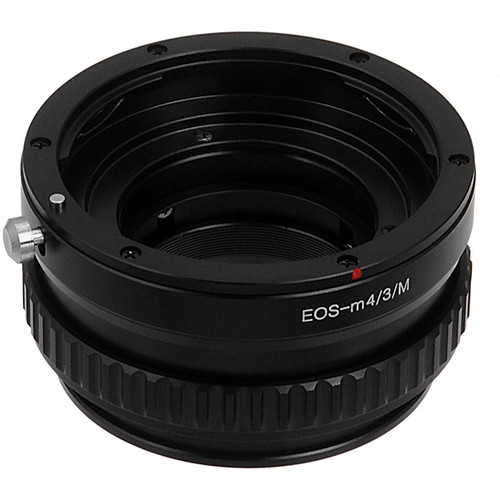 FotodioX Pro Canon EOS Mount to Micro 4/3-Mount Lens Mount Adapter
