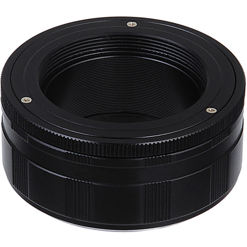 FotodioX M42 Screw-Mount Lens to Sony Alpha and NEX Camera Adapter with Macro