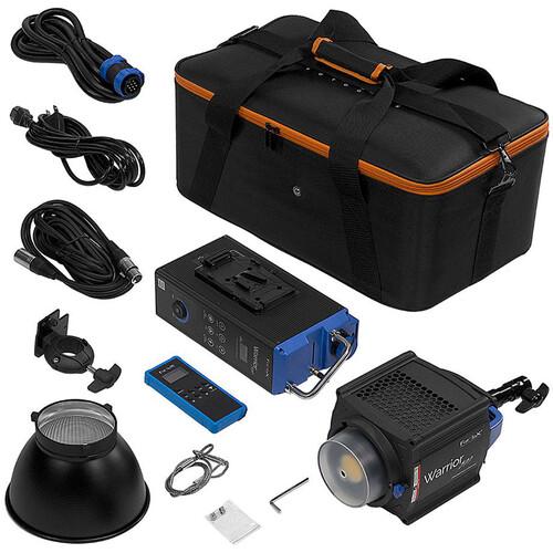 FotodioX Warrior 300 Daylight LED Light Kit