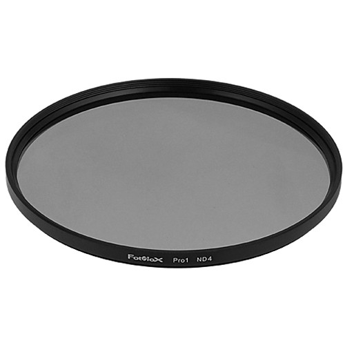 FotodioX 145mm Solid Neutral Density 0.6 Filter (2 Stop)