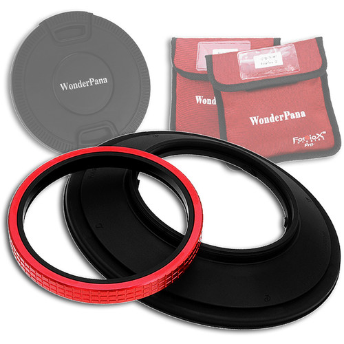 FotodioX Wonderpana 145 System Core Ultra Wide Angle Lens Filter Adapter Kit for Canon 14mm Super Wide Angle EF f/2.8L II USM Lens