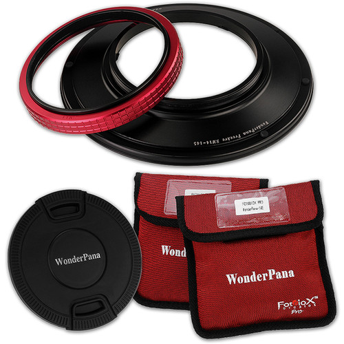 FotodioX Wonderpana 145 System Core Ultra Wide Angle Lens Filter Adapter Kit for Sigma 14mm f/2.8 EX HSM RF Aspherical Ultra Wide Angle Lens