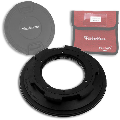 FotodioX Wonderpana 145 System Core Ultra Wide Angle Lens Filter Adapter Kit for Sigma 8-16mm f/4.5-5.6 DC HSM Ultra Wide Zoom Lens