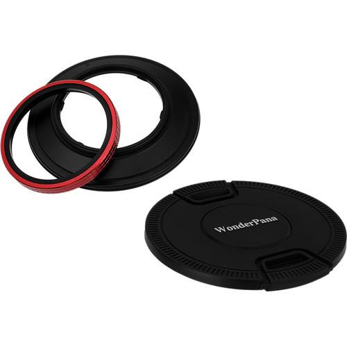 FotodioX WonderPana 145 System Holder for Sigma 12-24mm f/4.5-5.6 EX DG IF HSM Aspherical Lens