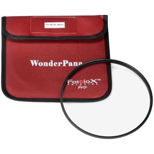 FotodioX 186mm Slim Multi-Coated UV Filter