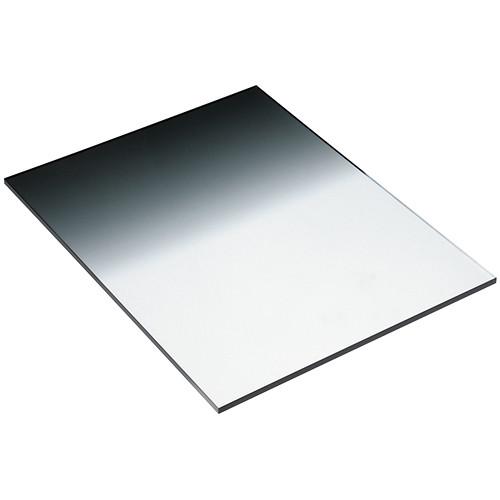 "FotodioX 6.6 x 8.5"" Hard-Edge Graduated Neutral Density 0.6 Filter (2-Stop)"
