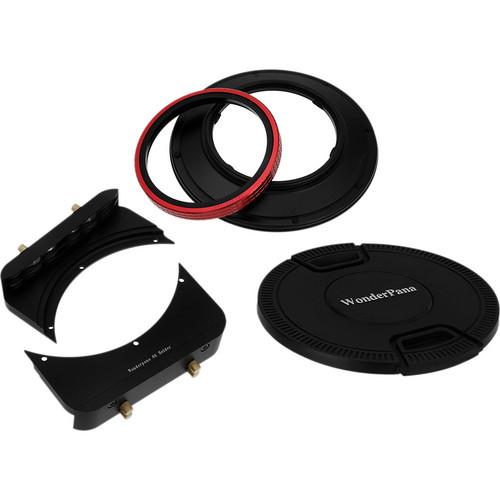 FotodioX WonderPana 66 System Holder for Sigma 12-24mm f/4.5-5.6 EX DG IF HSM Aspherical Lens
