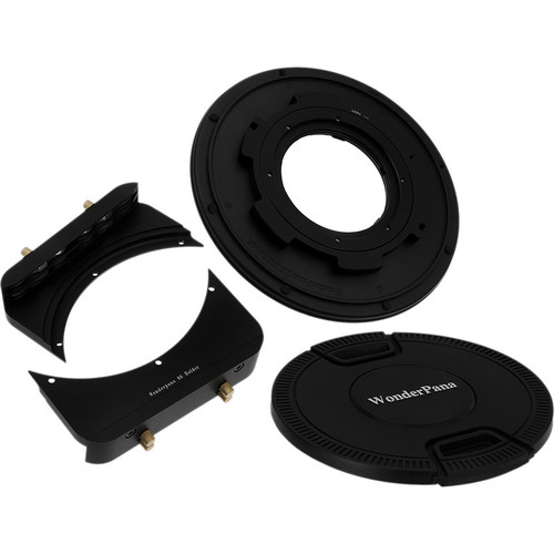 FotodioX WonderPana 66 System Holder for Tokina 10-17mm f/3.5-4.5 AT-X 107 DX AF Fisheye Lens