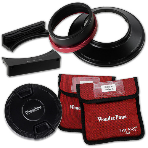 "FotodioX WonderPana FreeArc XL Core Unit Kit for Canon 11-24mm Lens with 8.0"" Holder Bracket"