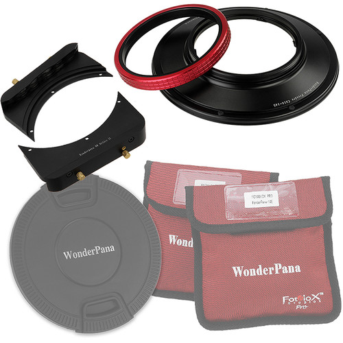 """FotodioX WonderPana FreeArc Core Unit Kit for Canon 14mm Lens with 6.6"""" Holder Bracket"""