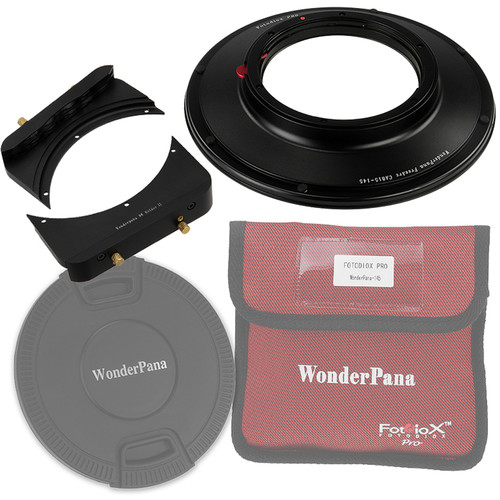 FotodioX WonderPana FreeArc Core Unit Kit for Canon 8-15mm Lens