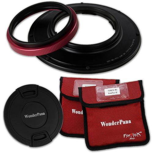 "FotodioX WonderPana FreeArc Core Unit Kit for Olympus 7-14mm PRO Lens with 6.6"" Holder Bracket"
