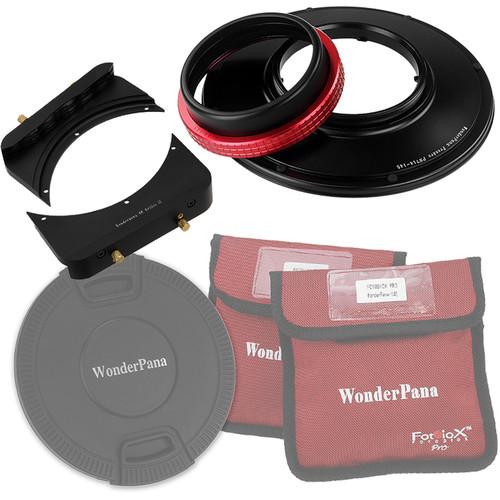 FotodioX WonderPana FreeArc Core Unit Kit for Panasonic 7-14mm Lens