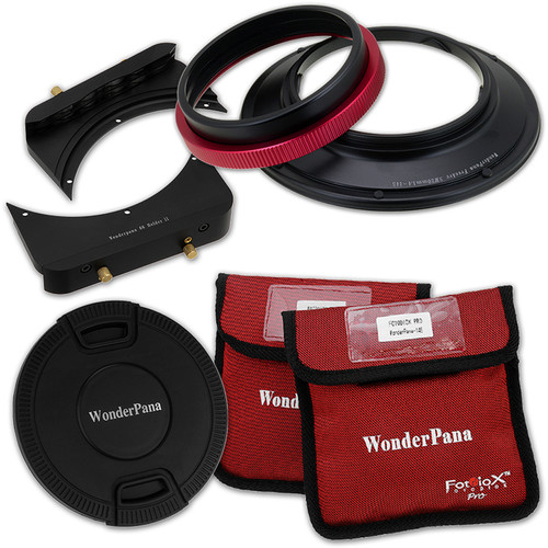 "FotodioX WonderPana FreeArc Core Unit Kit for Sigma 20mm Art Lens with 6.6"" Holder Bracket"