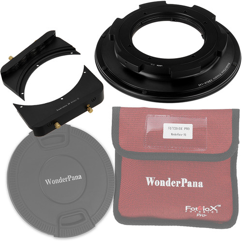 "FotodioX WonderPana FreeArc Core Unit Kit for Sigma 8-16mm Lens with 6.6"" Holder Bracket"