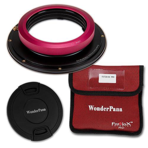 FotodioX WonderPana 145 Core Unit Kit for FUJIFILM 8-16mm Lens
