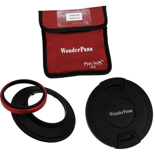 FotodioX WonderPana 145 System Holder for Olympus 7-14mm f/4 Zuiko ED Zoom Lens