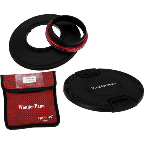 FotodioX WonderPana 145 System Holder for Lumix G Vario 7-14mm f/4.0 Lens