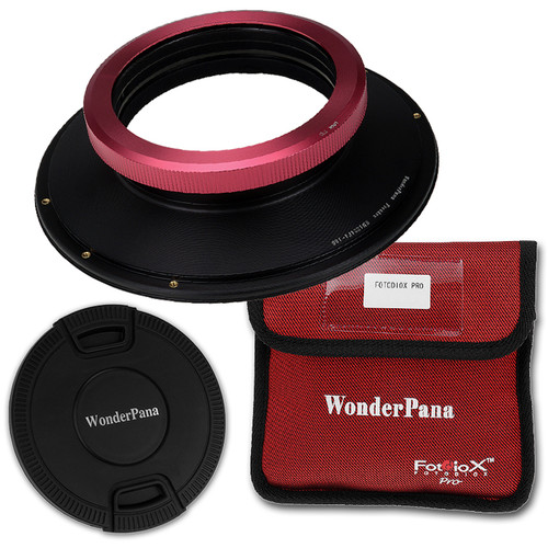 FotodioX Wonderpana XL FreeArc Core Ultra Wide Angle Lens Rotating Filter Adapter for Sigma 12-24mm f/4 DG HSM Art Lens