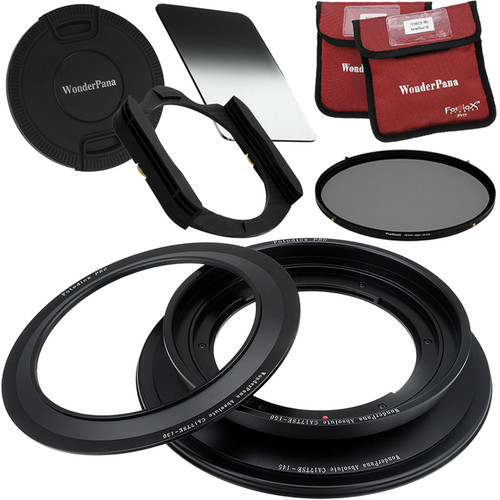 FotodioX WonderPana Absolute Essentials Kit for Canon TS-E 17mm Lens