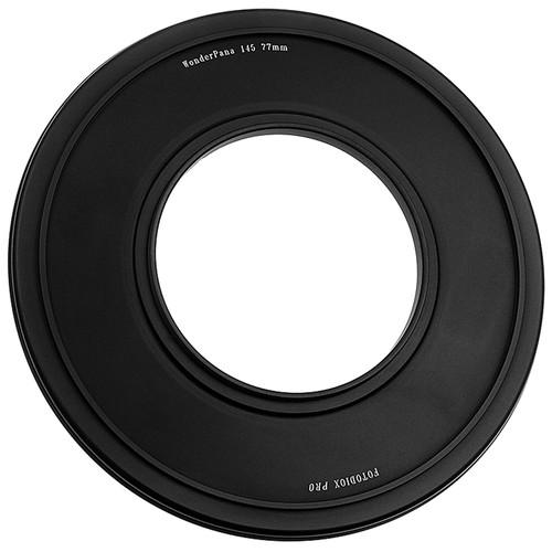 FotodioX 77mm to WonderPana 145 Step-Up Ring