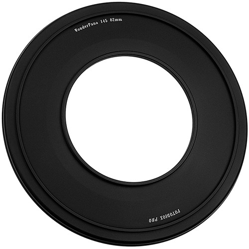 FotodioX 82mm to WonderPana 145 Step-Up Ring
