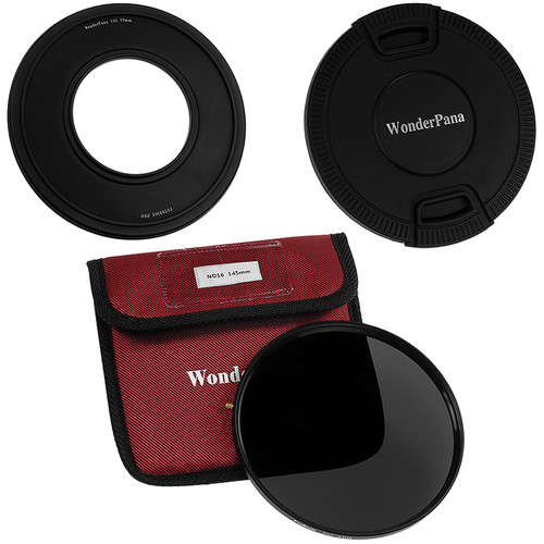FotodioX WonderPana Step-Up Ring Essential Kit for 77mm Lens Threads