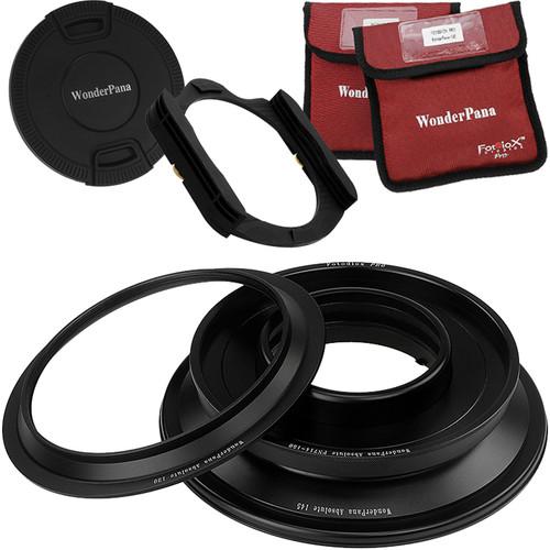 FotodioX Wonderpana Absolute System Kit for Panasonic Lumix G Vario 7-14Mm F/4.0 Aspherical Micro Lens