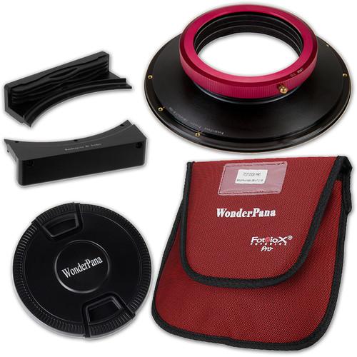 "FotodioX WonderPana FreeArc XL Core Unit Kit for Sigma 14-24mm Art Lens with 8.0"" Holder Bracket"