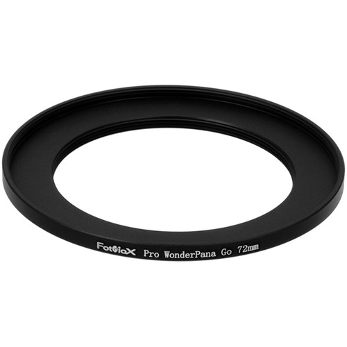 FotodioX GoTough WonderPana Go System to 72mm Step-Up Ring