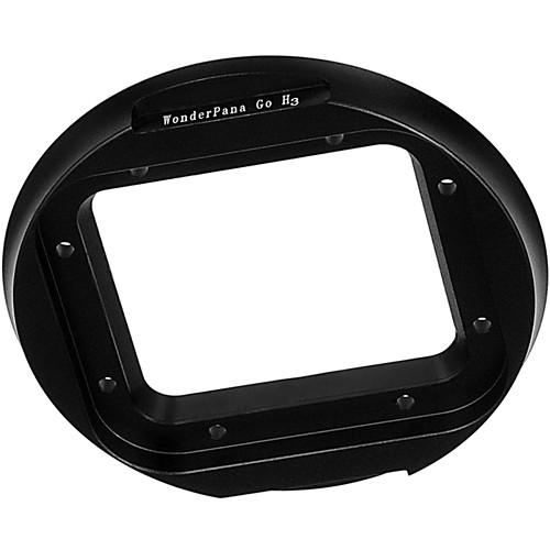 FotodioX WonderPana Go Filter Adapter for GoPro HERO3 Standard Housing