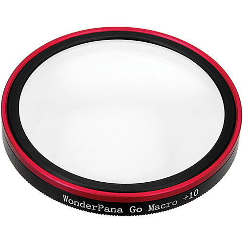 FotodioX 53mm WonderPana Go +10 Macro Filter