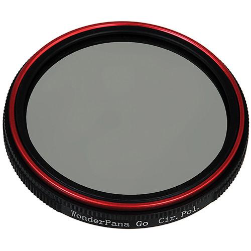 FotodioX 53mm WonderPana Go Circular Polarizer Filter