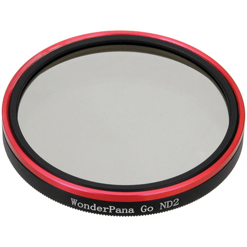 FotodioX 53mm WonderPana Go ND2 Filter