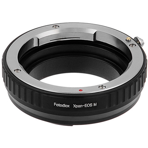 FotodioX Mount Adapter for Hasselblad/Fujifilm XPan Lens to Canon EF-M Mount Camera