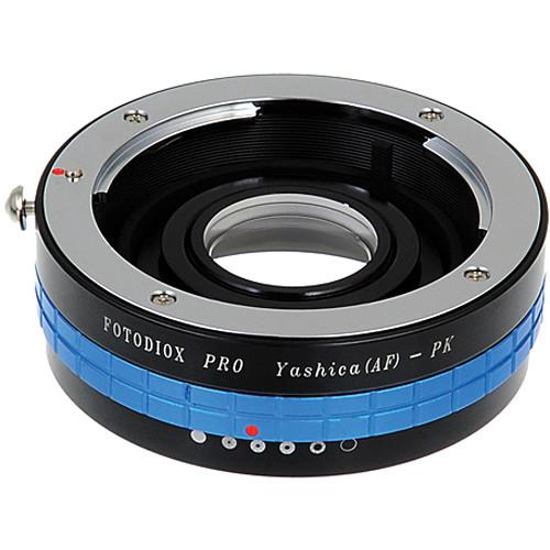 FotodioX Pro Lens Mount Adapter for Yashica AF Lens to Pentax K Mount Camera