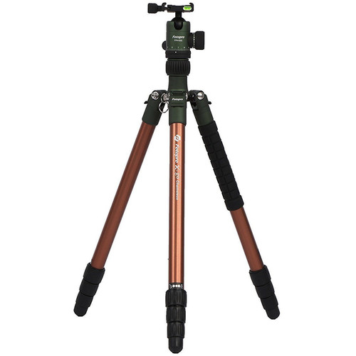Fotopro X-GO Chameleon with FPH-52Q Ball Head (Bronze with Matte Black)
