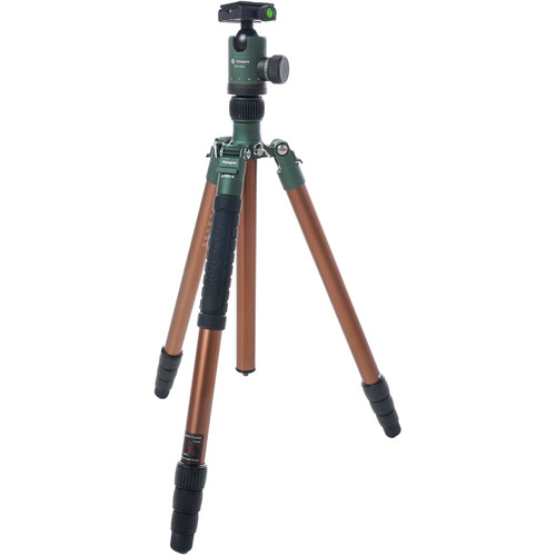 Fotopro X-GO Chameleon with FPH-52Q Ball Head (Green)