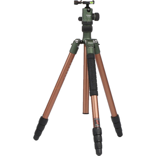 Fotopro X-GO Gecko with FPH-42Q Ball Head (Bronze with Matte Black)