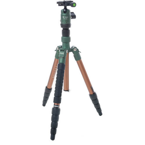 Fotopro X-GO Gecko with FPH-42Q Ball Head (Green)