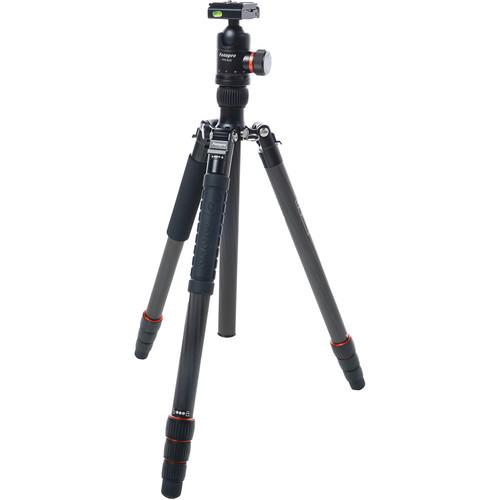 Fotopro X-GO Max with FPH-62Q Ball Head (Black)