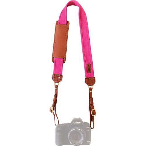 Fotostrap Hibiscus Camera Strap