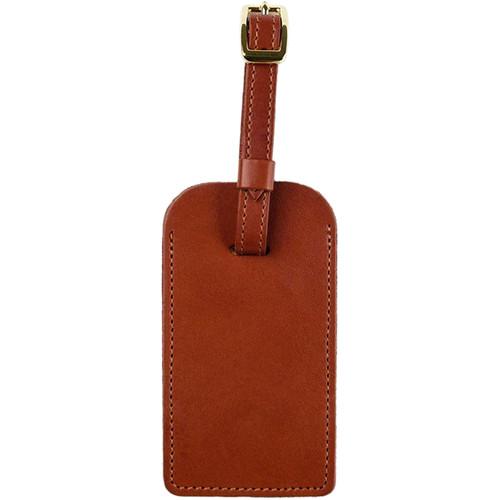 Fotostrap Cognac Luggage Tag