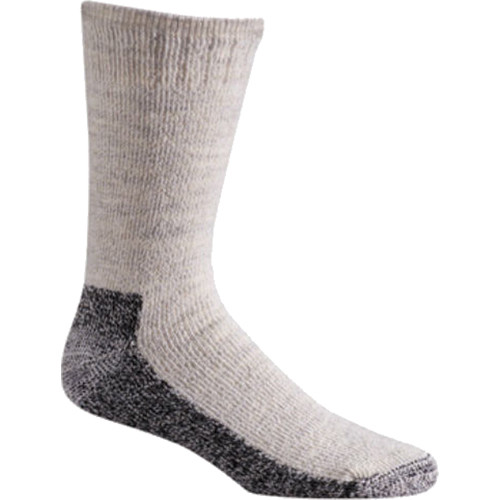 Fox River Wick Dry Explorer Large Heavy Weight Crew Socks (Gray)