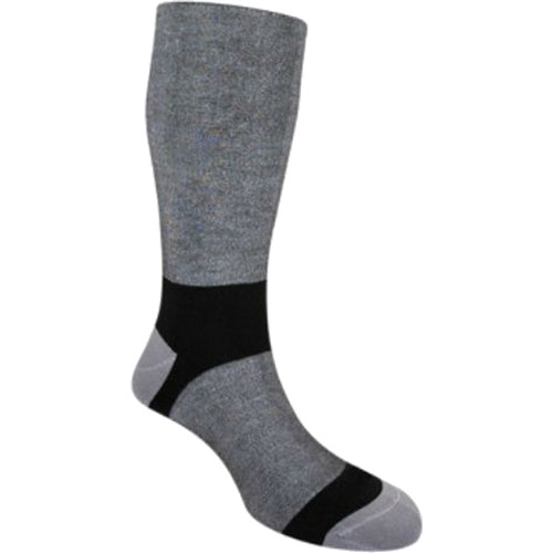 Fox River Large Wick Dry CoolMax Liner Crew Socks (White)